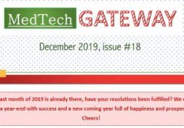 MedTech GATEWAY: Giving you the latest updates in the Medical Device Industry today