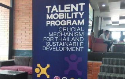 A Week of Collaborative Learning at the Talent Mobility Workshop in Bangkok, Thailand
